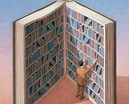 عادت کتاب خواندن