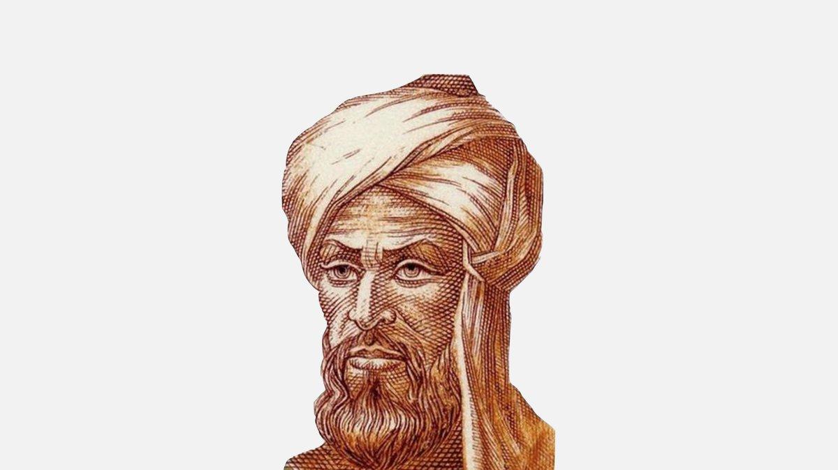 محمد ابن موسی خوارزمی
