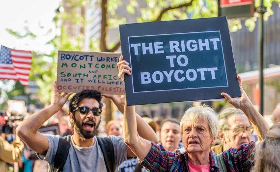 جنبش BDS